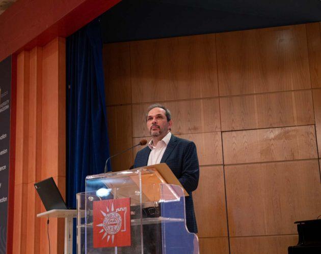 Απονομές βεβαιώσεων - Πανεπιστήμιο Μακεδονίας - Φεβ 2020